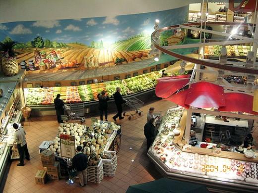 Grocery Store - Toronto, Ontario
