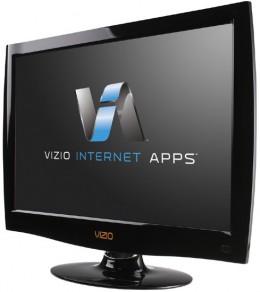 VIZIO M221NV 22-Inch Full HD 1080P LED LCD TV with VIA Internet Application
