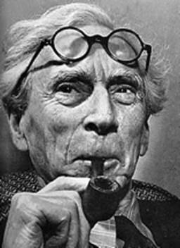 Mathemetician and Philosopher, Bertrand Russell