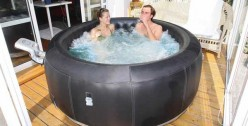 Inflatable Hot Tub,  A personal review.