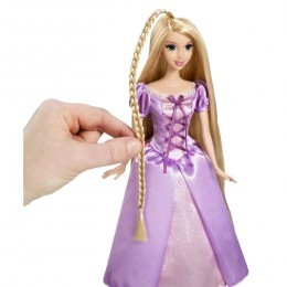 Mattels' Barbie Princess Rapunzel Doll