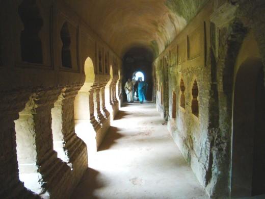 Inside Kareng Ghar