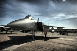 USAF F-15 Strike Eagle