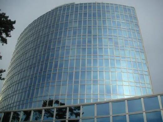 The Headquarters of the WIPO in Geneva, Switzerland