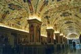 Secret Archives at The Vatican