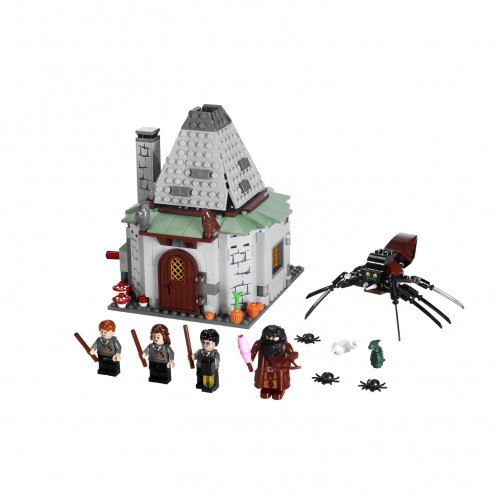 Castle Harry Potter Lego Lego Harry Potter Hagrid's Hut