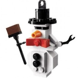 LEGO Christmas Sets - Snowman
