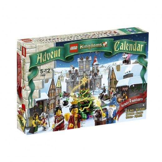 LEGO Kingdoms Advent Calendar 7952 - Box