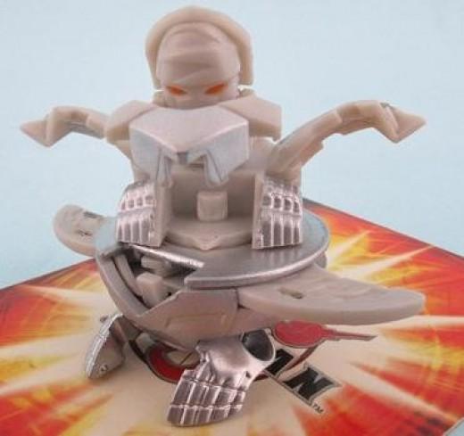 White Pearl Haos Flash Ingram