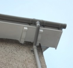 How to fix a dripping leaky gutter