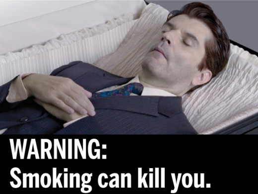 Graphic warning labels on cigarettes might not have the intended effect on everyone who sees them.