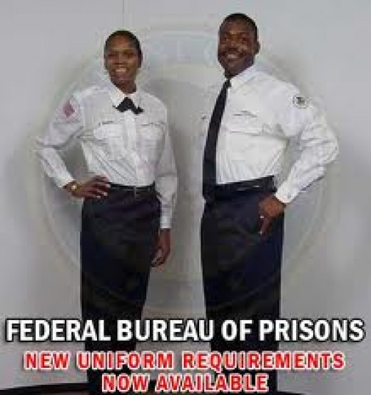 Federal corrections officer hubpages for Bureau uniform