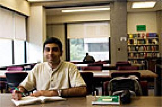Classroom at McGill University