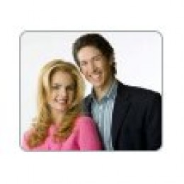 Joel Osteen and Wife Victoria