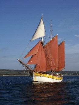 Tall ships come in many varieties and represent the best low impact way to go on a high seas eco-tour. As a bonus, you get sailing experience in a teamwork setting.