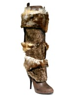 "This is absolutely my favorite boot, it is by Guess an available at Macy's. I think Flo-rida hit it on the head when he stated,"" shawty had them apple bottem jeans and boots with da fur."""