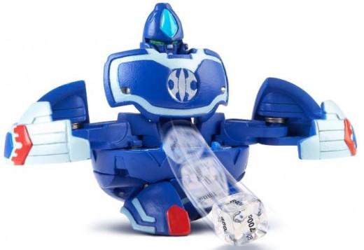 Blue Aquos Merlix