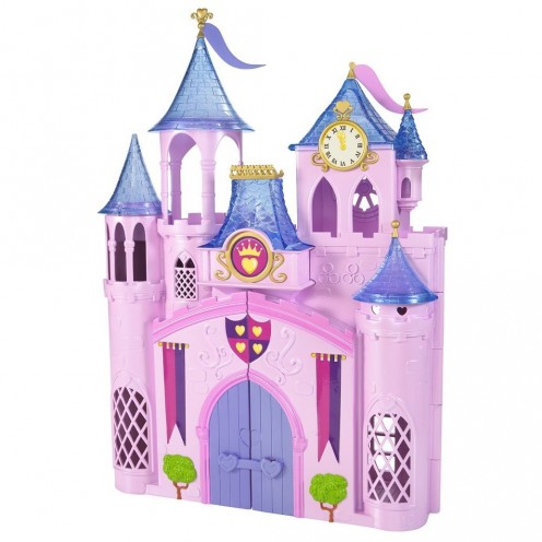 A Disney Party Castle