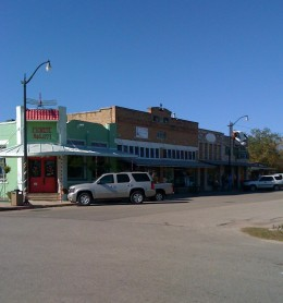Downtown Hutto.