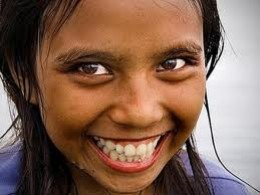 Just smile - it really is contagious!