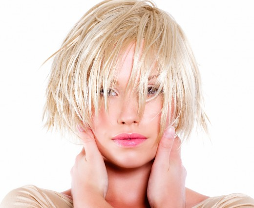Salon-Only hair color will consistently produce professionally fabulous results.