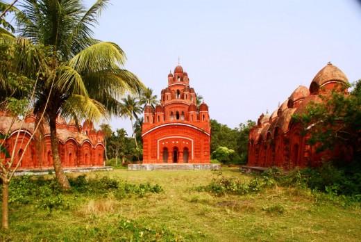 Ananda Bhairabi temple 2