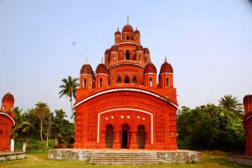 Ananda Bhairabi temple 3