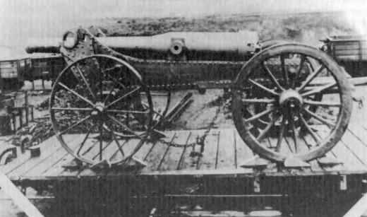 """""""Die Jood"""" Image from """"Die Long Tom-kanonne"""" by D.C. Grobler"""