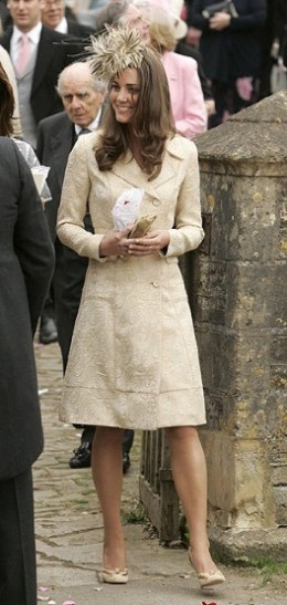 Kate's relationship with Prince William solidified as she was included in more royal family events, such as the wedding of Laura Parker Bowles.