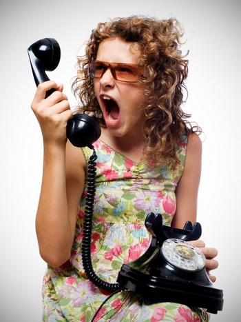 Tired of scam phone calls?  Report them!