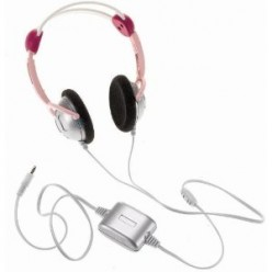 Fisher-Price Kid-Tough Headphones in Pink and Blue