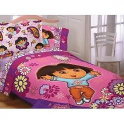 Dora Bedding and Dora Explorer Furnishings