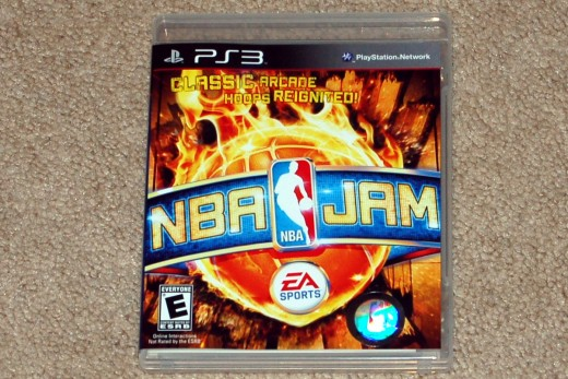 I swung by Best Buy tonight and could not resist the urge to pick up the new NBA Jam.  Though after playing it I wish I had, not nearly as fun as I wanted it to be.