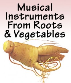 How The Root Vegetable Orchestra Travels And Creates Their Musical Instruments
