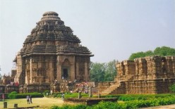 Surya - the Sun Temple is a wonderful illustration of ancient Orissan temple architecture
