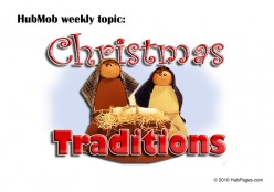 HubMob Weekly Topic: Christmas Traditions