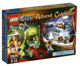 LEGO City Advent Calendar 2824 - Box