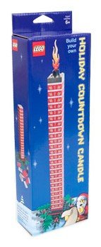 LEGO Countdown Candle 852741 - Box