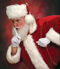 This is a real picture of Santa Bob.