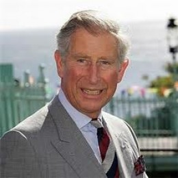 Prince Charles. Give him his chance.