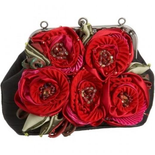 Mary Frances Accessories Love Affair Clutch bag