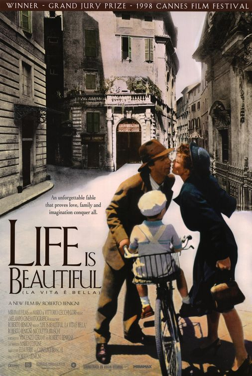 In many people's opinion, La Vite e Bella, or Life is Beautiful, was the true best film of 1997.