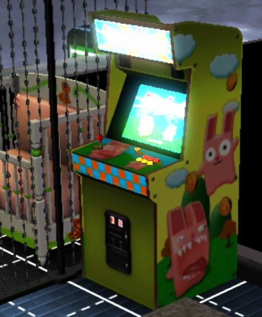 Arcade games!