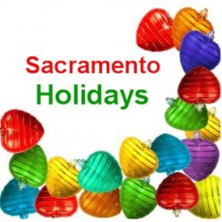 How to Enjoy the Holidays in the Sacramento Area