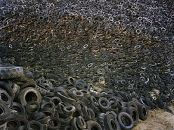 New Uses for Old Tires, that Solve an Environmental  Problem
