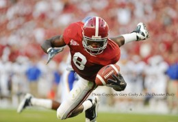 WR Julio Jones (Alabama)