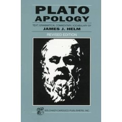 Apology is one of Plato's central works and it describes the trial for the life of Socrates.