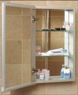 Bathroom medicine cabinet