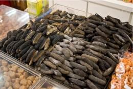 Bald Sea Cucumbers
