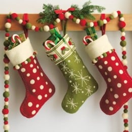 Best selling Christmas stockings